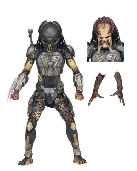 "NECA Ultimate Fugitive Predator 7"" Scale Action Figure"